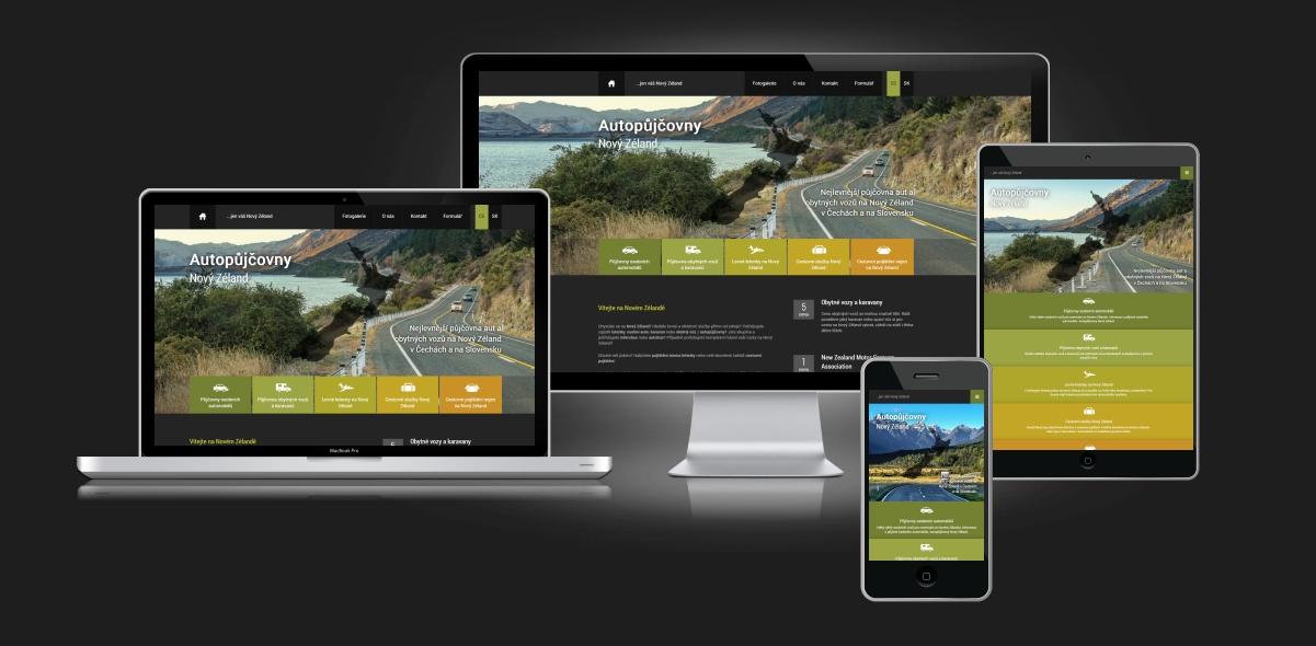 Responzivní web design - itid - novyzeland